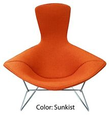 Full Cushion for Bertoia Bird Chair -  Many Colors Available!
