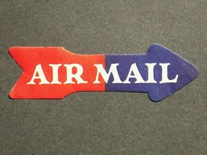 (1) mnh U.S.Mail Arrow Air Mail Cinderella Stamp label