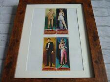 Framed Poster 14x11 007 James Bond 1967 CASINO ROYALE WOODY ALLEN PETER SELLERS