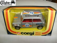 CORGI 201 BLMC MINI 1000 - VN MINT in original BOX
