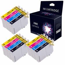12 INK CARTRIDGE FOR STYLUS S22 SX125 SX130 SX235W SX420W SX425W SX435W SX445W