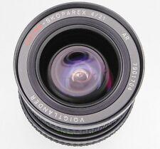 Voigtlander 21mm f4 Color-Skoparex Rollei mount  #7901704 .......... Minty