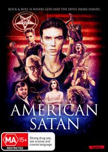 American Satan - DVD (NEW & SEALED)