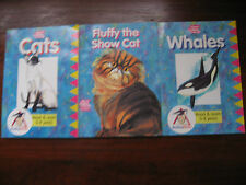 Reading Master Sounds Flash Book Set Reading Tool Set Readers 1 2 3 Cats Whales