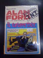ALAN FORD - IL GRUPPO T.N.T. n° 1 - MAGNUS & BUNKER - ED. CORNO - 1973