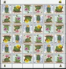 Tajikistan 2018 MNH** Mi.824-27 KB Kaktus Butterfly Bee