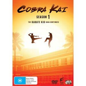 Cobra Kai: Season 1 DVD