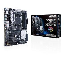 ASUS PRIME X370-PRO AM4 ATX MB (For Ryzen CPU) Free BIOS Update Upon Request