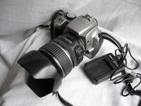 Canon EOS 20D 8.2MP Digital SLR Camera - Black 17-85mm Lens   C15
