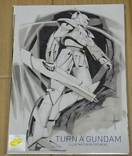 SYD MEAD Tokyo Exhibition PROGRESSIONS TYO 2019 Turn A Gundam Post Card 5 Set