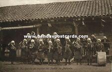 guatemala C.A., Banda de Musica del Pueblo de Nahuala, Music Band (1910s)