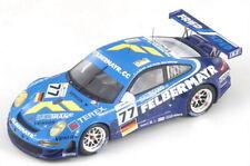 1:43 Porsche 911 n°77 Le Mans 2008 1/43 • SPARK S1909