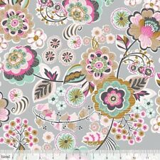 Blend Natural Wonder by Josephine Kimberling 114 110 02 1 Grey Deco Cotton Fab