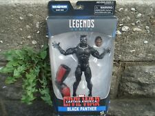 MARVEL LEGENDS BLACK PANTHER CIVIL WAR GIANT MAN BAF SERIES BRAND NEW AND SEALED