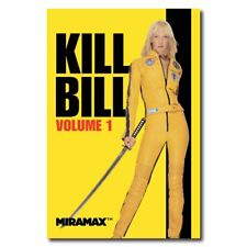"Kill Bill 12""x8"" Classic Movie Silk Poster Cool Gift Art Print Door Wall Decals"