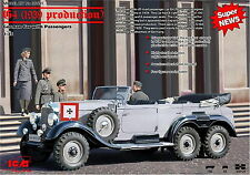ICM 35531 Wholesale: G4 (1939 production), German Car with Passengers 1/35