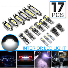 17X White LED Interior SMD Light Kit Canbus for BMW 3 Series E90 E91 E92 M3