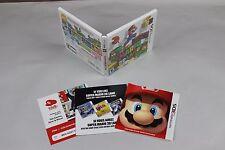 Replacement Case Manual / Super Mario 3D Land  Nintendo 3DS 2DS 3DS XL NO GAME