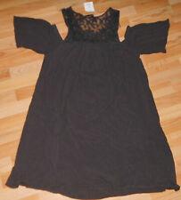 trendy Kleid 44/ 46 Gina grau super Design