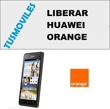 LIBERAR Huawei ORANGE Ascend G510 G620 Y300 Ascend P6 Mate Honor Y600 G610 G520