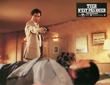 JAMES BOND 007 TIMOTHY DALTON THE LIVING DAYLIGHTS 1987  VINTAGE LOBBY CARD #3