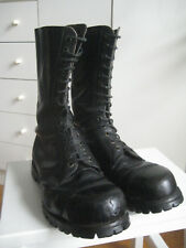 Getta Grip Rangers Steel 14Loch Eye Boots UK 8 42 Skinhead Punk Stiefel Martens
