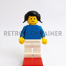 LEGO Minifigures - Woman - fmf002 - Plain Torso Omino Minifig Set 7745 1592