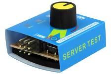 Leichter Multifunktionaler Servo-Tester für 3 Servos, 3 Modi und Regler-Tester!