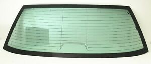 Fits 05-11 Ford Crown Victoria Mercury Grand Marquis Back Window Glass Heated