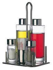 Piazza Effepi - Servizio olio, aceto, sale, pepe, stecchi 5 pezzi