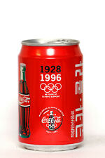 1996 Coca Cola can from Korea, Atlanta 96 / 68 Years of Olympic Support (300ml)