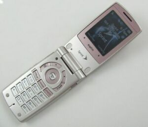 Sanyo Katana LX Sprint Cell Phone  (Pink)