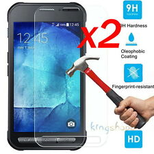 2x 9H Premium Tempered Glass Screen Protector For Samsung Galaxy Xcover 4 G390F