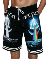 Pink Floyd Dark Side of The Moon Gilmour Shorts T-Shirt Print