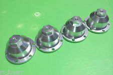 Alloy 12mm hex Wheel Adapter for TAMIYA 1/10 Mountaineer Bruiser Toyota Hilux