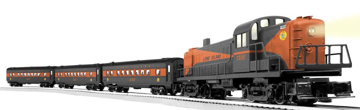 DashingDan Model Railroad Trains