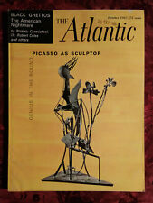 ATLANTIC October 1967 Pablo Picasso George Orwell Anthony Powell Ralph Maloney
