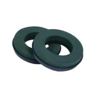 WET FOAM PLASTIC BACKED WREATH RINGS OASIS TYPE RINGS IN 25,31,36,41CM