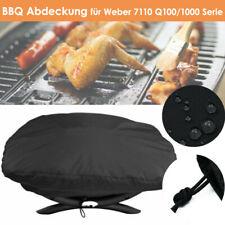 BBQ Abdeckung Grill Abdeckhaube Cover für Weber 7110 Q100//1000 Serie Wasserdicht