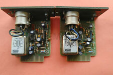 1 Matched Pair TAMURA/TAMRADIO TpAs-203G 600 OHM CT : 10K OHM Input Transformers