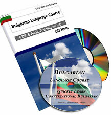 Bulgarian Language Learn To Speak Course Easy Home Learning Study Audio Mp3 155