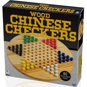 Cardinal Wooden Chinese Checkers