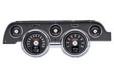 1967 1968 Ford Mustang Dakota Digital Retrotech RTX Custom LED Dash Gauge Kit
