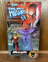 Magik Vintage X-Men The New Mutants Action Figure 1998 Toybiz 90s Red Variant