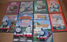 Lot of 10 Thomas & Friends DVDs NEW R1