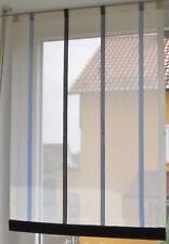 Scheibengardinen Breite 57 cm x Höhe 79 cm -  neu  - modern - Gardine - Paneel