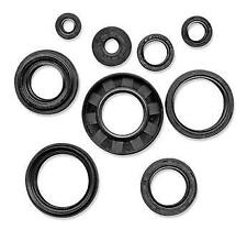 QuadBoss - 822247 - Oil Seal Set for Yamaha Grizzly 450 Irs 07-14(Fits: Wolverine 450)
