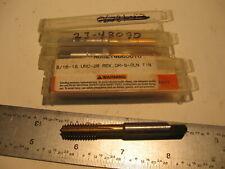 UNC Form Tap 18 5//16 Plug