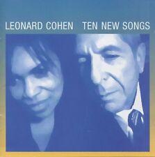 Leonard Cohen - Ten New Songs ( CD - Album )