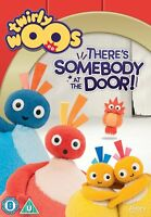 Twirlywoos There's Somebody at the Door Twirly Woos R4 DVD New